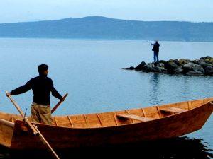 Lago di Bolsena nei dintorni del B&B Pitigliano - Locanda Il Tufo Rosa